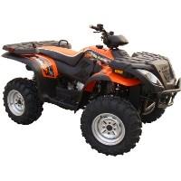 Linhai 400cc Utility Style 4x4 Quad ATV
