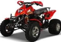 High Performance 250cc Leopard ATV -- Water Cooled