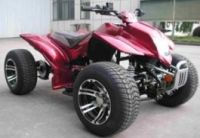 R-10 125cc Racing ATV