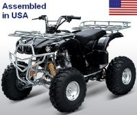 Brand New 250cc Elite Fully Assembled Manual ATV