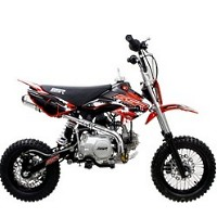 107cc SR110DX Dirt Bike
