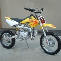 110cc Rocket Semi Auto Dirt Bike
