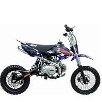 124cc SR125 Dirt Bike