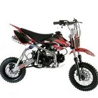 124cc SR125A1 Dirt Bike
