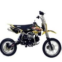 124cc SR125AUTO Dirt Bike