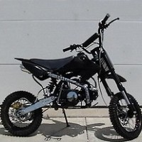 125cc Demon Dirt Bike
