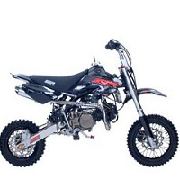 "125cc SR125B2 Plus 12"" Dirt Bike"