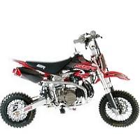 """125cc SR125X3 Pro 14"""" Dirt Bike"""