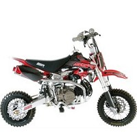"125cc SR125X3 Pro 12"" Dirt Bike - 2005 Model"