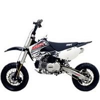 140cc SR140TX MOTARD Dirt Bike