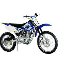 200cc Twister Dirt Bike