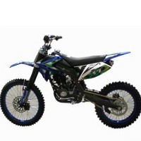 250cc Siren 4 Stroke 5 Speed Manual Dirt Bike