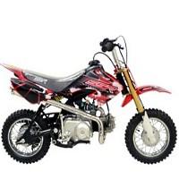 70cc SR70 Dirt Bike