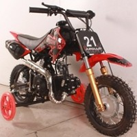 70cc Fully Automatically 4 Stroke Dirt Bike