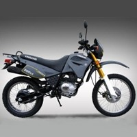 200cc Super Enduro Dirt Bike