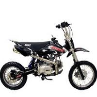 SSR 125cc Dirt Bike