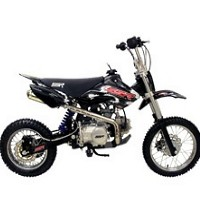 140cc Monarch Dirt Bike