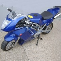 50cc Racing Style 4 Stroke Pocket Bike