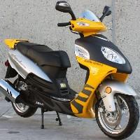 150cc Horizon 4 Stroke Moped