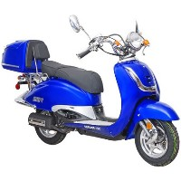 150cc Sicilian 4 Stroke Moped