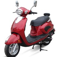 150cc Torrino 4 Stroke Moped