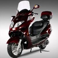 250cc GT Sport 4 Stroke Moped