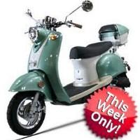 50cc Aurora Moped
