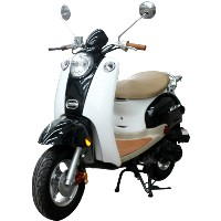 Sicily 50cc Moped Scooter