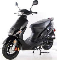 "50cc ""MAUI DREAMER"" 4 Stroke Moped"