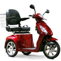 EW36 Comfort Trike Three-Wheeled Mobility Scooter