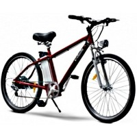 EW850 Electric Bicycle Moped With 250 Watt Lithium Battery