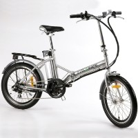 Cyclamatic Foldaway 250W Electric Bike Bicycle