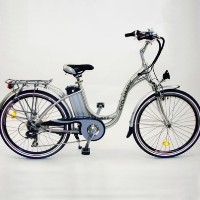 Cyclamatic GTE Step-Through 250W Electric Bike Bicycle