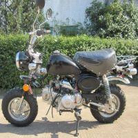 125cc Midsize 4 Stroke Motor Bike