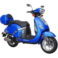Elite 150cc Marina Scooter