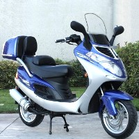 MC_HLT8 150cc 4 Stroke Scooter