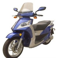 Elite 150cc Pacifica Scooter