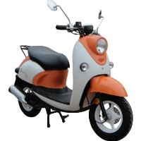 50cc Mango Moped Scooter