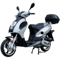 150cc MC_D150F 4-Stroke Air-Cooled Moped
