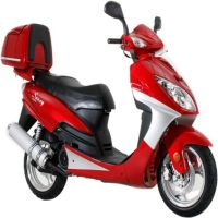 150cc MC_D150G 4-Stroke Air-Cooled Moped