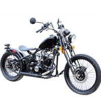 Limited Edition 250cc Bobber Style Motorcycle