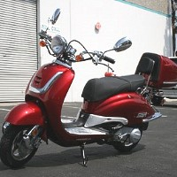 Elite 150cc Verona Scooter