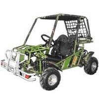 110cc Utility Go Cart
