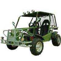 150cc Comanche Go Cart
