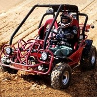 150cc Super Scorcher Go Kart