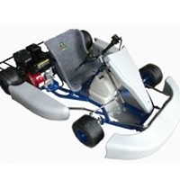 200cc  hands only race go kart