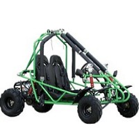 110cc Fully Automatic Gas Go Kart