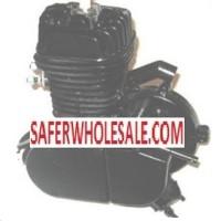 80cc Black Motorized Gas Bike Engine