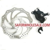 Gas Bike Engine - Disc Brake with Mount