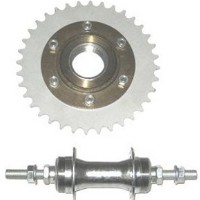 Gas Bike Engine - 36T Freewheel Axle